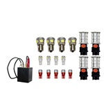 1989-93 Mustang LED Exterior Light Kit