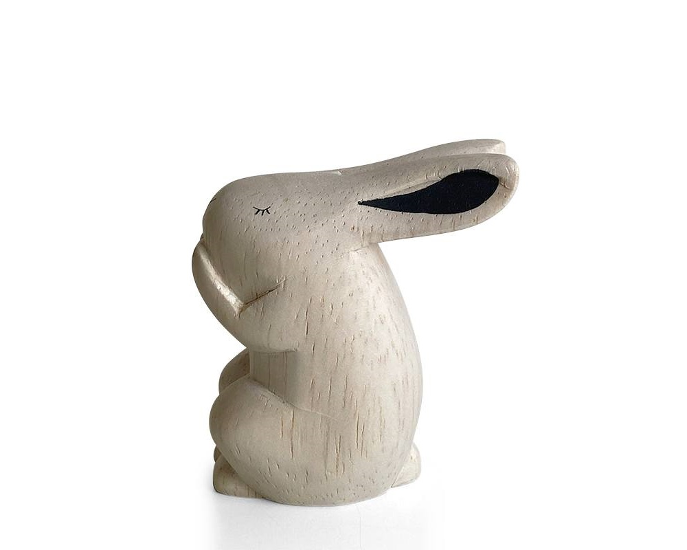 T-Lab Wooden Animal - Rabbit
