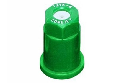 ConeJet TeeJet TX-VS4 - Green VisiFlo Hollow Cone Stainless Steel Nozzle