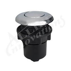 AIR BUTTON LOW RISE CHROME