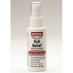 ITCH RELIEF SPRAY 2 OZ.
