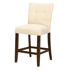 16832 BEIGE MFB COUNTER HEIGHT CHAIR