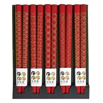 Red & Gold Chopsticks Set