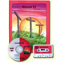 Thy Word - Isaiah 53 - KJV - 1 Book w/CD