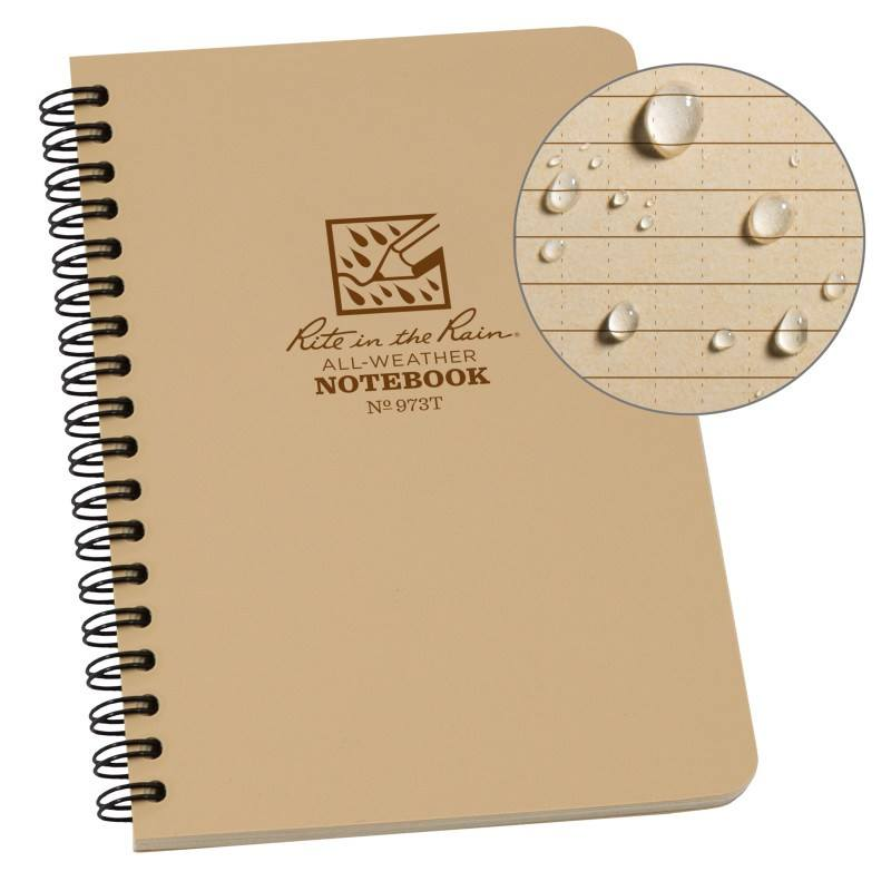 Side Spiral Notebook