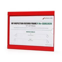 IRF Inspection Record Frame