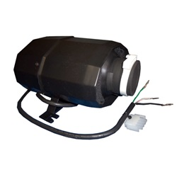 BLOWER: 1.0HP 120V 50/60HZ WITH 4-PIN AMP PLUG 3-1/2' CORD SILENT AIRE SERIES