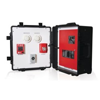 Fire Alarm Demo Panel Case