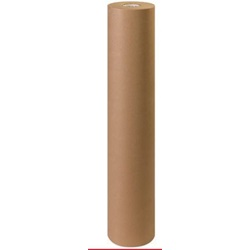 "48"" X 720' 50 LB BROWN KRAFT PAPER ROLL KP4850"