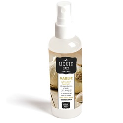 Fossil River Liquid Low Sodium Spray Salts - Garlic (3.5 oz)