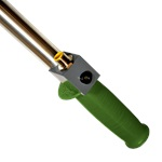 Green-handled/Push-button Probe