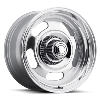 107 Classic Series Rally 18x8 6x139.7 - Silver/Trim Ring