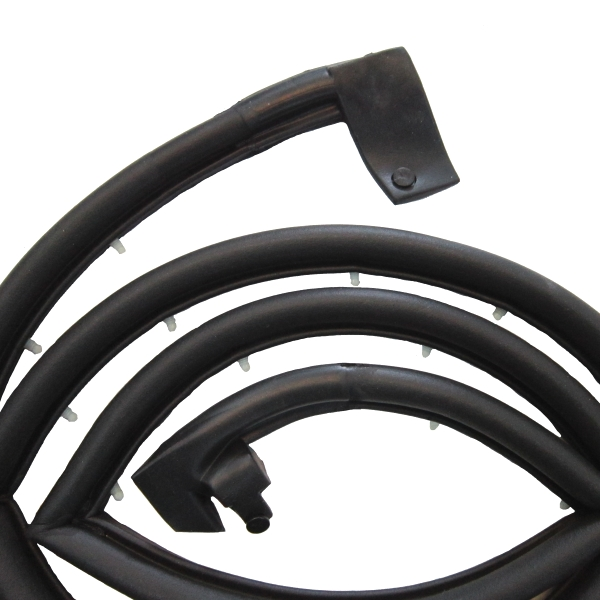 Steele Rubber Products Door Weatherstrip Kit