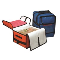 CarryHot Insulated Transport Bag (holds 3 Trays with Lids)