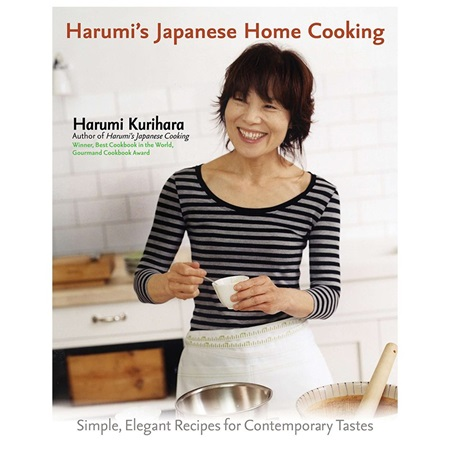 Book - Harumi's Japanese Home Cooking