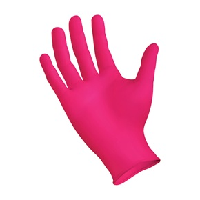 Sempermed® Nitrile Gloves Powder Free, Pink