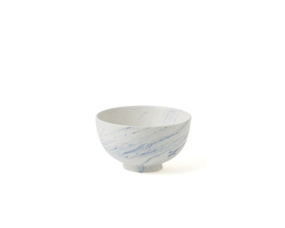 Marble Design Rice Bowl