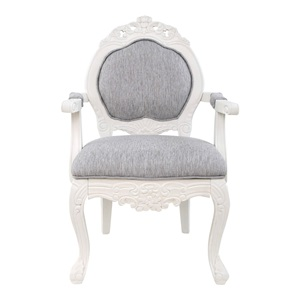 "37.5""H Regal Elegance Armchair"