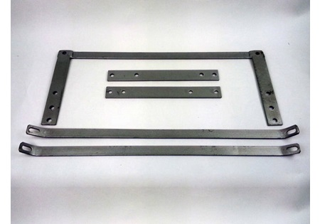 Hannay EP6028 Mounting Bracket Graphite Color