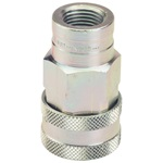 Coupler QD Female 1/2""