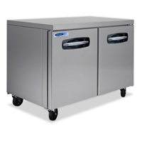 Norlake NLUF48 Undercounter/Worktable Freezer