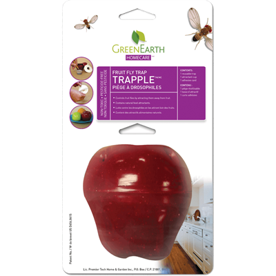 Green Earth Trapple Fruit Fly Trap