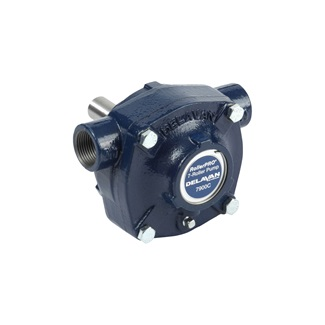 Cast Iron 200 PSI Solid Shaft CCW Rotation Pump