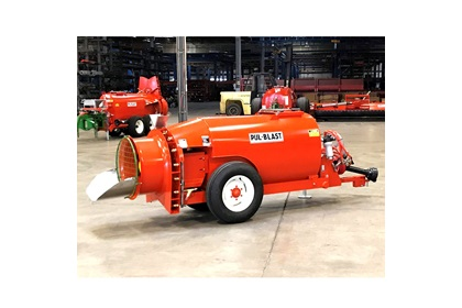 Rears Narrow 200 Gallon Pul-Blast Sprayer
