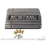 A/C Compressor Cover Mustang (Satin)