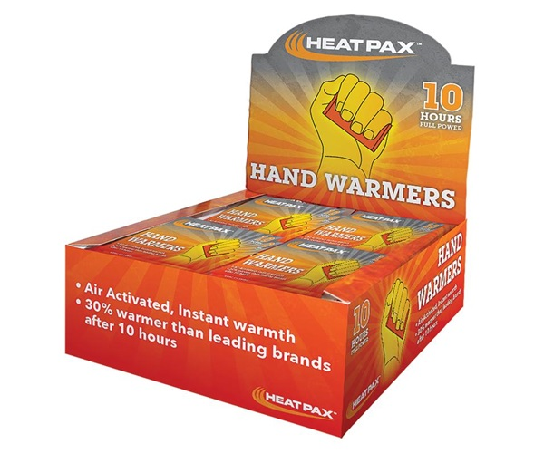 Heat Pax® Hand Warmers 40-Pack Display