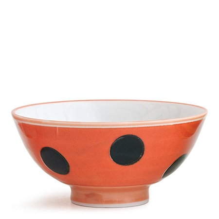 "Lady Bug 4.25"" Rice Bowl"