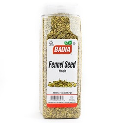 Fennel, Whole - 14oz