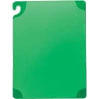 "San Jamar CBG182412GN Cutting Board 18""x24"" Green"