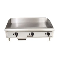 "Toastmaster TMGM36 36"" Manual Gas Griddle"