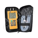 MANOMETER: EM152 DUAL INPUT ELECTRONIC WITH CARRYING CASE
