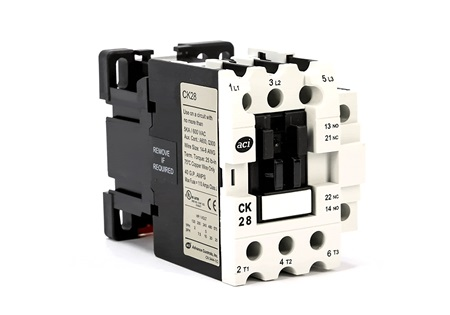 32 Amp Contactor 24VAC Coil | Normally Closed