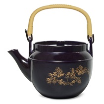 Purple Melamine Teapot - 60 Oz.