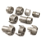 Insta-Lock Stainless Steel Camlock Couplings