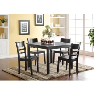 72500 5PC PK DINING SET