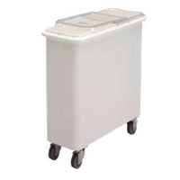 Cambro IBSF27148 Flat Top Ingredient Bin Mobile