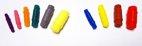 LTP Series - Liqui-Tite™ Plugs (colors)