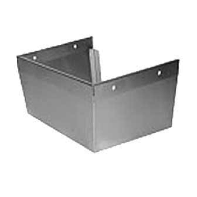 "Advance Tabco 7-PS-31A Skirt for 12"" Wide Hand Sink"