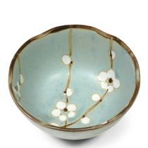 "Spring Blossoms 3.5"" Sauce Bowl"
