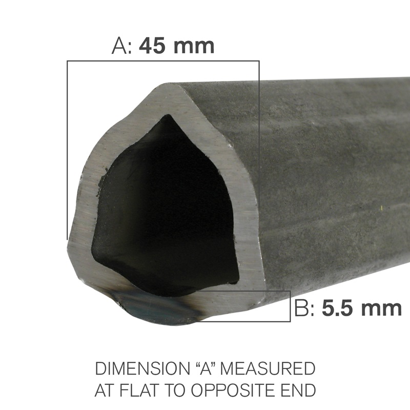 Braber Equipment - Triangular Replacement Shaft