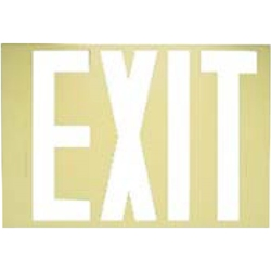 Exit Sign Overlay