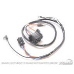 65-66 Wiper motor under dash 1sp loom