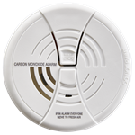 Basic Battery-Operated Carbon Monoxide Alarm