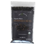 Organic Black Peppercorns (8 oz)