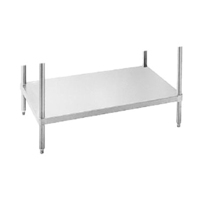 Advance Tabco US-30-96-X Work Table Undershelf 18 Gauge Stainless Steel