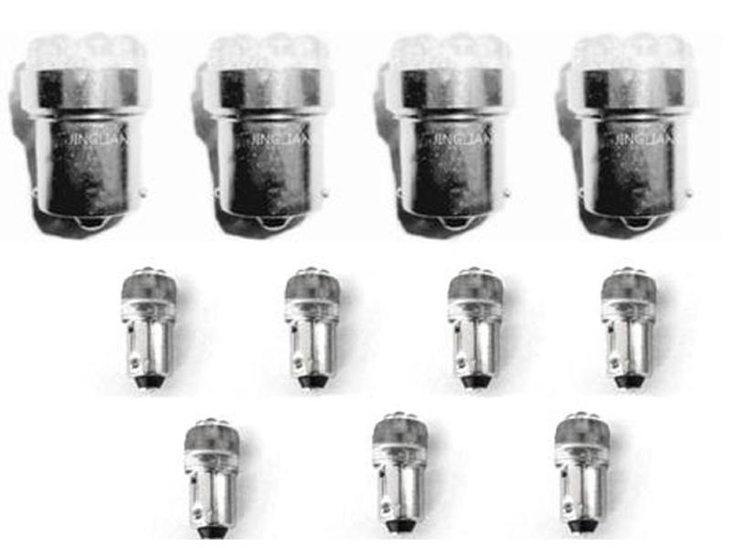 new 1966 67 fairlane fuse box terminal repair kit falcon 68 67 68 interior led kitssd 6768 int wh  67 68 interior led kitssd 6768 int wh